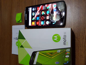 MOTO X Play.. Eastlink~Great phone! Big Battery/Camera.