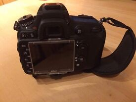 Nikon D610 low shutter count 720 with tamron 28-75mm f2.8