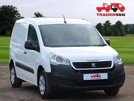 2016 PEUGEOT PARTNER 850 PROFESSIONAL with Air Con DIESEL MANUAL