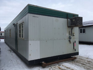 2005 12' x 60' Skid Mounted Office
