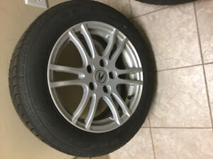 Mags Acura 16""