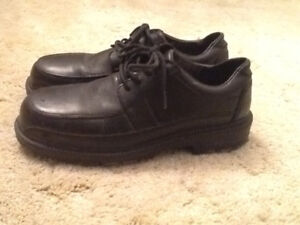 Steel-Toed Safety Shoes