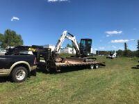 Skid Steer / Excavation Services