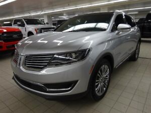 Lincoln MKX Reserve AWD Cuir - Toit Pano - Cuir - Caméra 2016