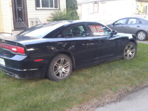 2013 Charger SXT RWD. EUC, loaded. Located in Yktn SK.