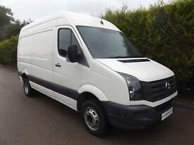 Volkswagen Crafter CR50 2.0 Tdi MWB HIGH ROOF - TWIN REAR WHEEL DRW