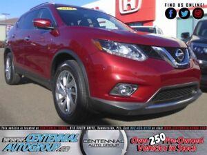 Nissan Rogue SL | AWD | 2.5L | Bluetooth 2014