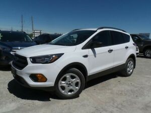 2018 Ford Escape S 2.5L I4 100A