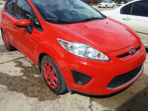 2012 Ford Fiesta SFE Hatchback - Cold Lake AB