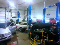 Garage mécanique JEEP DODGE CHRYSLER FIAT 60$/h CLUB MEC