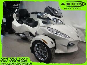 2012 Can-Am SPYDER RT-S SE5 LIMITED 76,69$/semaine