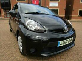 2013 Toyota Aygo 1.0 PETROL 5 DR 5 SPEED MANUAL LEFT HAND DRIVE