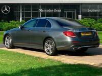2017 Mercedes-Benz E Class E220d AMG Line 4dr 9G-Tronic Auto Saloon Diesel Autom