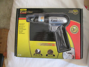 Stanley Fat Max Air Chisel - New in the box