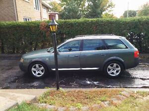 2003 Audi Allroad Cuir Familiale
