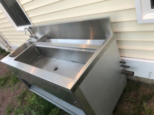 Outdoor Stainless Sink For Sale