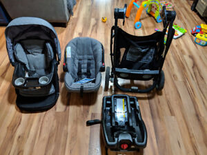 Graco Modes Quick Connect Travel System