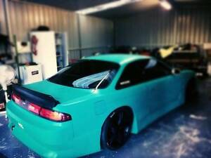 Stanced 1997 Nissan 200sx Coupe Turbo Roleystone Armadale Area Preview