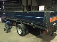 Transit pick up drop side body not tipper or make good trailer