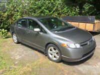 2008 Honda Civic Lx-sr Berline