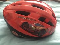 Children's bike / scooter Lightning McQueen helmet