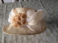 Event hat, wedding or races