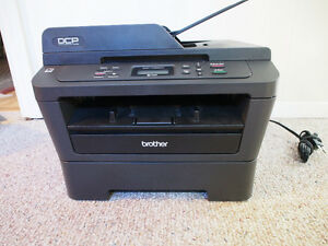 Brother Laser Printer, Scanner, Copier with extra toner