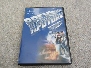 Back To The Future Trilogy on DVD Kitchener / Waterloo Kitchener Area image 1