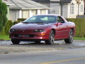 Well sorted 1995 6spd LT1 camaro trade for a 4x4/sxs/sled St. John's Newfoundland image 6