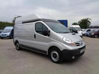NISSAN PRIMASTER 2.0 dCI (115PS) | LWB - HIGH ROOF | 1 OWNER | FSH | 2012 MODEL