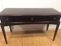 Stag dressing table/hall Table