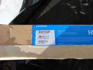 Reduced:Linksys Ceiling mountable access point AC1200