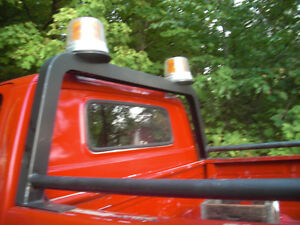Light / Roll Bar and Railing For a Full Size Pickup Truck