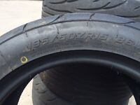 4 Nankang NA-ZR 195/50/ZR15 race/track day/road legal tyres