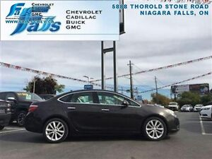 2013 Buick Verano Leather Group   NAV,SUNROOF,REMOTE START,$58 W