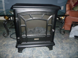 PORTABLE ELECTRIC HEATER/STOVE