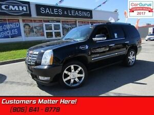 2011 Cadillac Escalade   ULTRA LUXURY, AWD, NAVIGATION, SUNROOF,