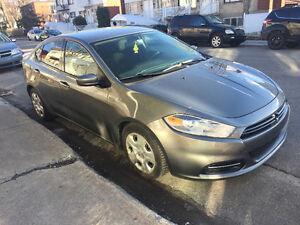 2013 Dodge Dart 1.4 multiair Turbo.