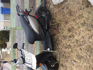 Scooter a vendre!