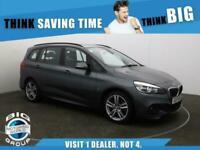 2017 BMW 2 Series 220D M SPORT GRAN TOURER Auto Estate Diesel Automatic