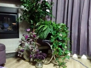 Nearly Natural Artificial Plants