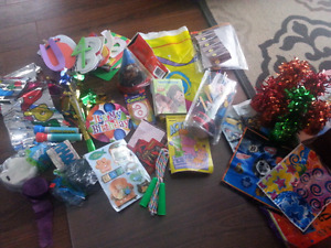 Birthday party lot 10$