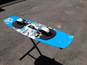 New Kiteboard:  Slingshot Crisis 141 (2015) or 146 (2016)