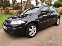 Renault Megane 1.6 vvti extreme 2007 nice looking car,reliable,still insured and taxed,p-ex welcome