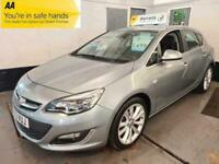 2013 Vauxhall Astra 1.6 SE HATCHBACK Petrol Manual