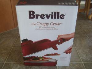 NEW IN BOX Breville Crispy Crust Pizza Maker