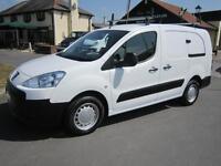 2011 Peugeot Partner 750 S L2 HDI Diesel Van * Only 28K Miles *