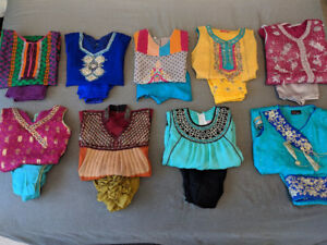 Pakistani/Indian kids clothes, outfits, bangles for Ramadan/Eid!
