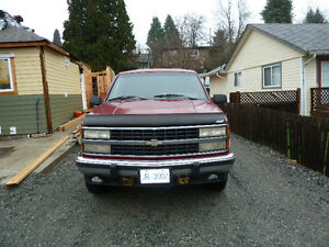 REDUCED! 1992 Chevrolet Pickup 2500