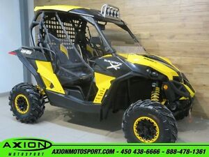 2014 Can-Am MAVERICK 1000 XRS 48$/SEMAINE